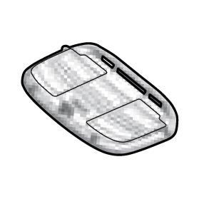 Plotna SHAD D1B40PAR pro SH45/SH39/SH42/SH46
