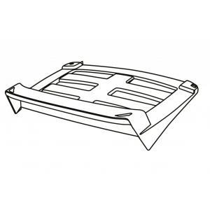 Přídavný nosič na kufr SHAD D1B40PTR pro SH40