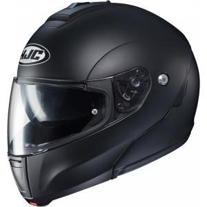 Vyklápěcí přilba na motorku HJC C90 černá matná výprodej