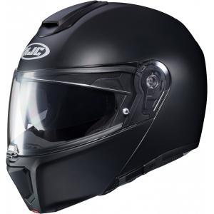 Vyklápěcí přilba na motorku HJC RPHA 90S černá matná