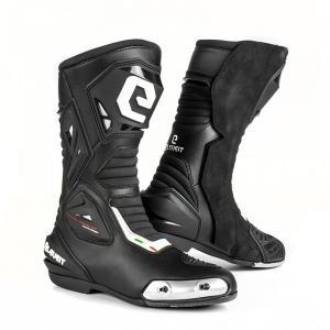Boty na motorku Eleveit SP-01 černé