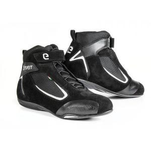 Boty na motorku Eleveit Ventex Air černo-bílé