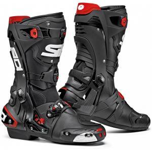 Boty na motorku SIDI REX černé