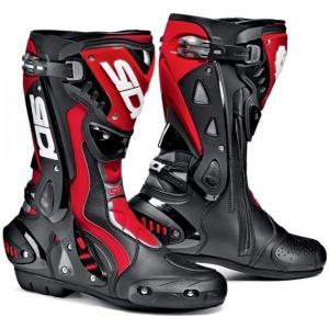 Boty na motorku SIDI ST černo-červené