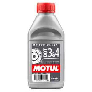 Brzdová kapalina Motul Dot 3 and 4 0.5L