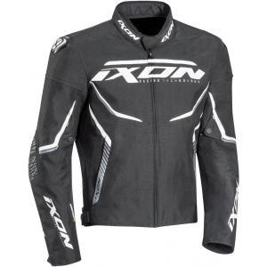 Bunda na motorku IXON Swinter Sport černo-bílá výprodej