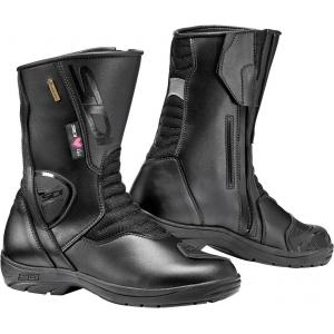 Dámské boty na motorku SIDI Gavia Gore černé