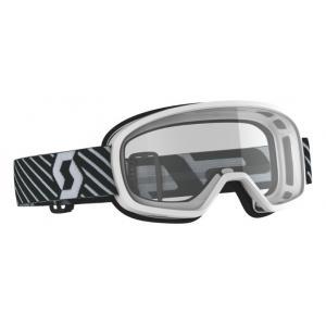Dětské motokrosové brýle SCOTT Buzz MX bílé