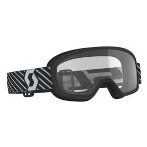 Dětské motokrosové brýle SCOTT Buzz MX černé