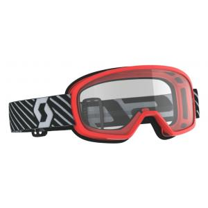 Dětské motokrosové brýle SCOTT Buzz MX červené