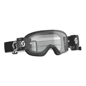 Dětské motokrosové brýle SCOTT Buzz MX Pro WFS černo-šedé výprodej