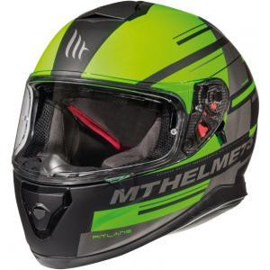 Integrální přilba na motorku MT Thunder 3 SV Pitlane černo-fluo zelená výprodej