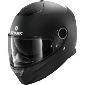 Integrální přilba SHARK SPARTAN Blank černá matná