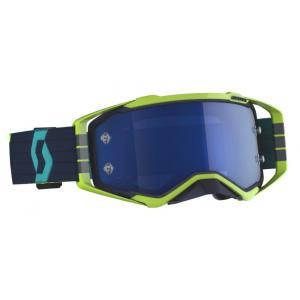 Motokrosové brýle SCOTT Prospect modro-žluté výprodej
