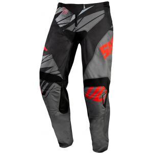 Motokrosové kalhoty Shot Devo Ventury černo-šedo-červené výprodej