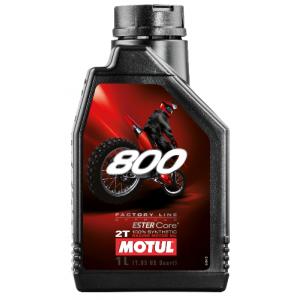 Olej Motul 800 2T OFF Road Factory Line 1L