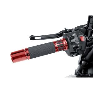 Rukojeti PUIG RACING 5879R červená 119mm