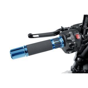 Rukojeti PUIG RACING 5879A modrá 119mm