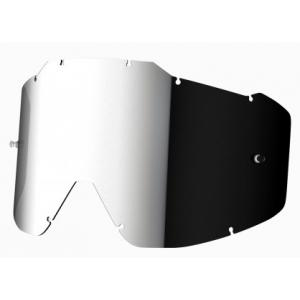 Stříbrně iridiové sklo do brýlí Shot Assault/Iris výprodej
