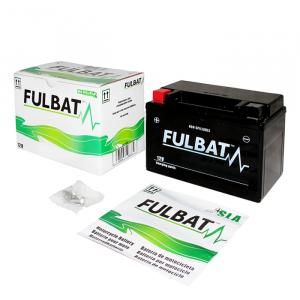 Továrně aktivovaná motocyklová baterie FULBAT SLA FT12B-4 (YT12B-4)