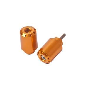 Univerzální závažíčka řidítek PUIG LONG 5777O zlatá D 13-18mm