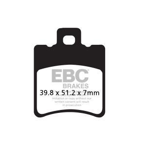 Brzdové destičky EBC SFA193