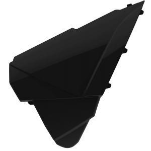 Kryty airboxu POLISPORT černý