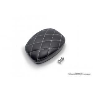 Sedlo CUSTOMACCES SALTILLO SI0009N černý