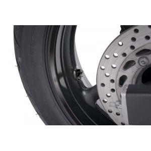 Ventily pro bezdušová kola PUIG 8100N černý D 8,3mm