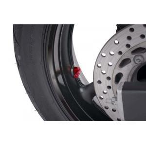 Ventily pro bezdušová kola PUIG 8100R červená D 8,3mm