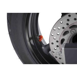 Ventily pro bezdušová kola PUIG 8100T oranžová D 8,3mm