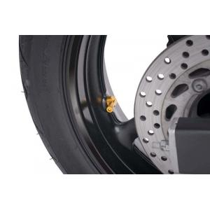 Ventily pro bezdušová kola PUIG 8100G žlutá D 8,3mm