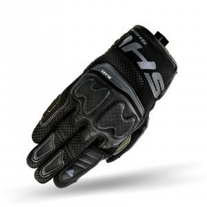 Dámské rukavice na motorku Shima Blaze černé výprodej