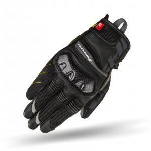 Dámské rukavice na motorku Shima X-Breeze 2 černo-šedé