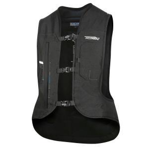 Elektronická airbagová vesta HELITE e-Turtle černá