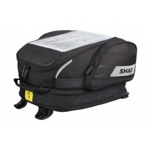 Taška na nádrž SHAD SL20F popruhy na zip