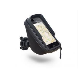 """Držák na chytré telefony SHAD X0SG75H na řídítka s úložištěm (1l), 6,6"""""""