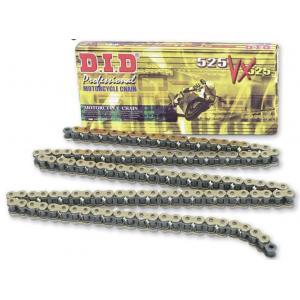 VX série X-Kroužkový řetěz D.I.D Chain 525VX 112 L