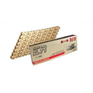 Zesílený netěsněný řetěz D.I.D Chain 428NZ SDH 132 L Zlatá/Černá