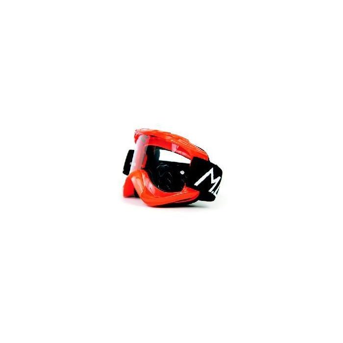 Motokrosové brýle M-Line T7061 oranžové