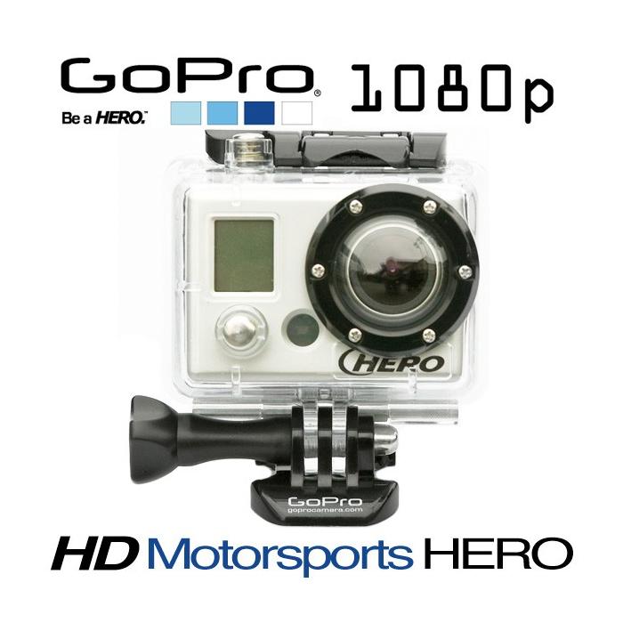 Sportovní kamera GoPro HD Motorsports hero