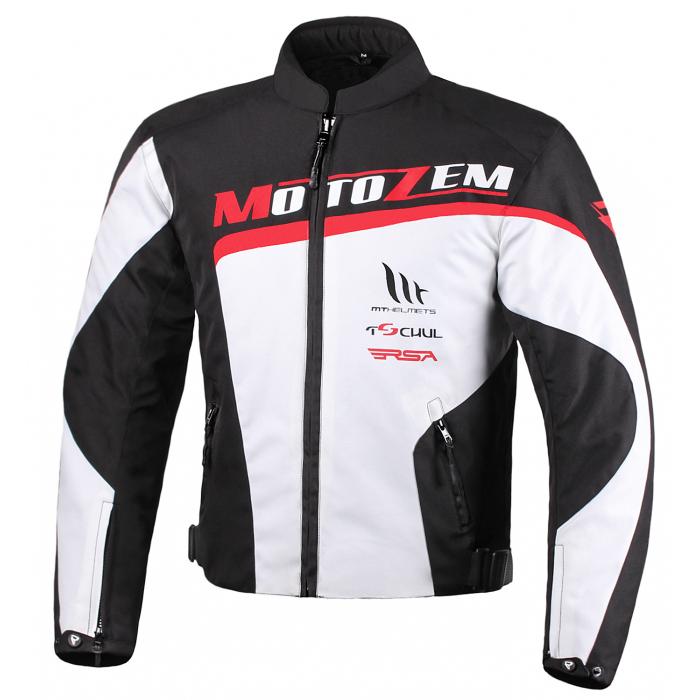 Bunda na motorku MotoZem Team