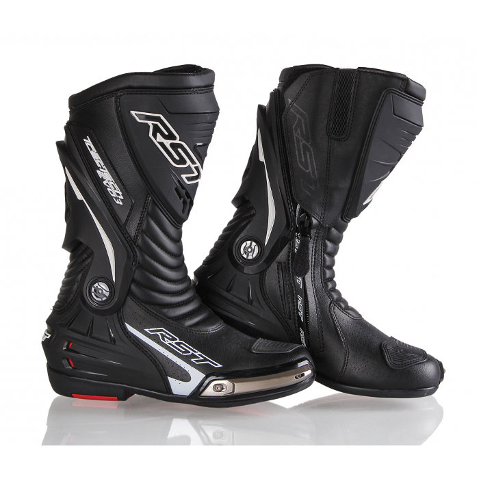 Boty na motorku RST Tractech Evo 3 Sport černé výprodej