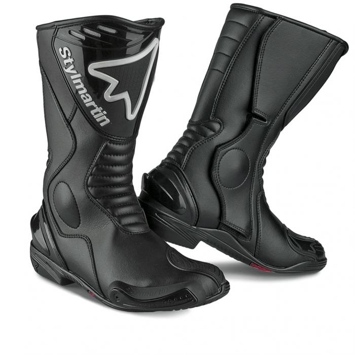 Boty na motorku Stylmartin Diablo black výprodej