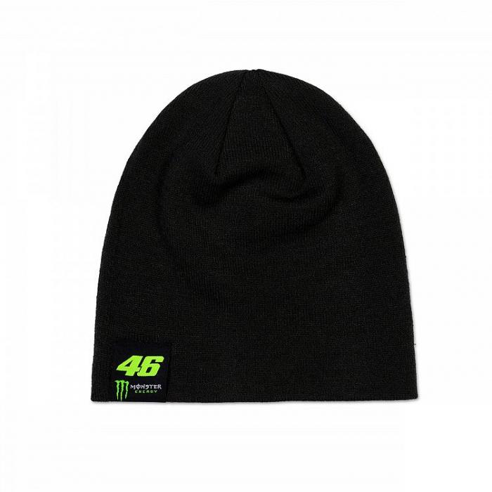 Čepice VR46 Valentino Rossi MONSTER černá
