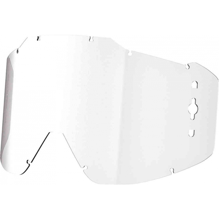 Čiré sklo do brýlí Shot Assault/ Iris - Roll-Off ANTIFOG