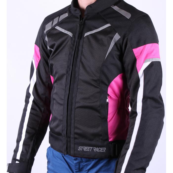 Dámská bunda na motorku Street Racer Isabelle výprodej