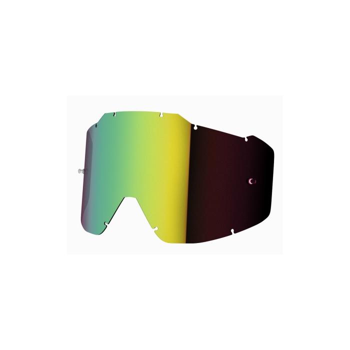 Duhově iridiové sklo do brýlí Shot Assault/ Iris