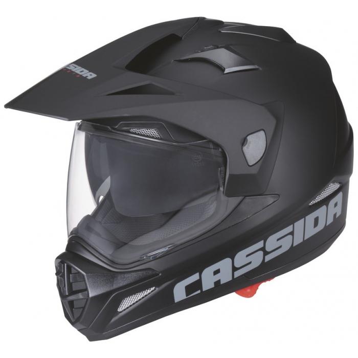 Enduro přilba Cassida Tour 1.1 černá matná