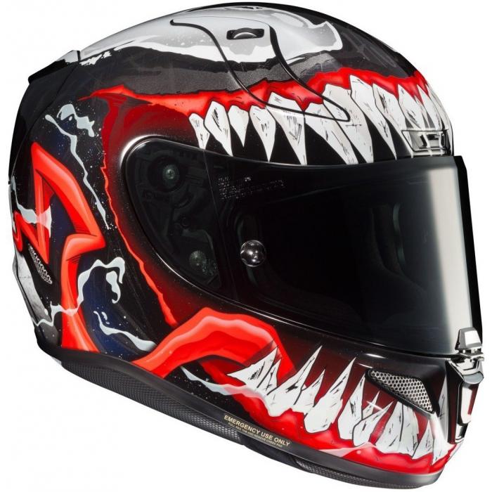 Integrální přilba na motorku HJC RPHA 11 Venom II MC1
